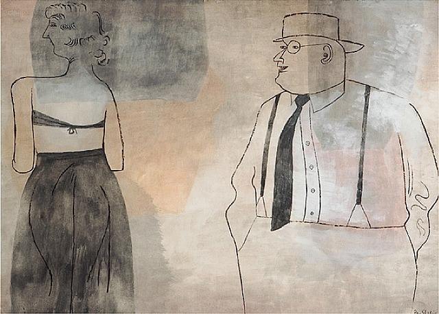 Ben Shahn - Suzanna and the Elders