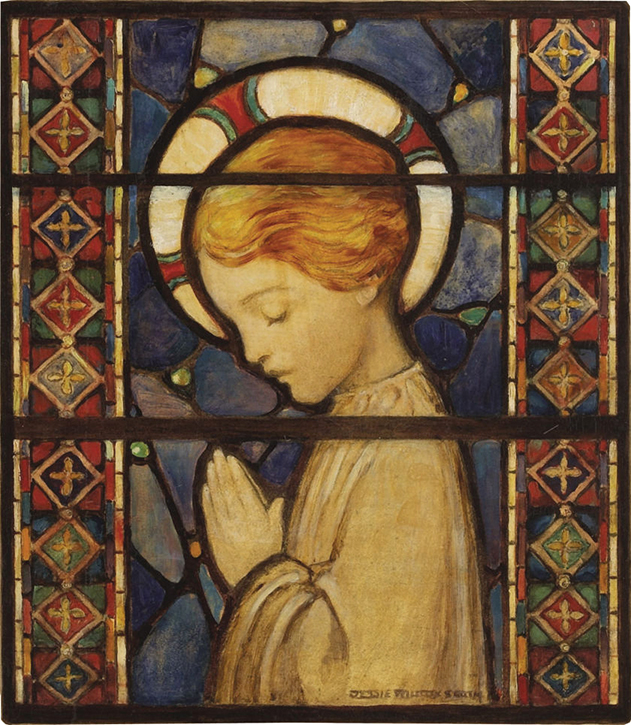 Jessie Willcox Smith - Child Praying